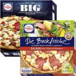 Wagner Die Backfrische Salami oder Big Pizza Burger Style