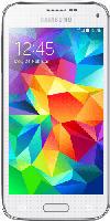 Smartphones - Samsung Galaxy S5 mini SM-G 800F 16 GB Weiß