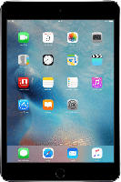 Apple iPad mini 4 WI-FI  7.9 Zoll Tablet Spacegrau