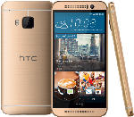 Smartphones - HTC One M9 (Prime Camera Edition) 16 GB Gold