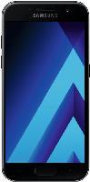 Smartphones - Samsung Galaxy A3 (2017) 16 GB Schwarz