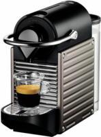 Nespresso Pixie Nespresso Maschine titan