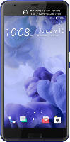 Smartphones - HTC U Ultra 64 GB Indigo Blue