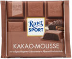 Ritter SPORT Schokolade Kakao-Mousse