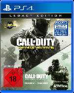 PS4 Spiele - Call of Duty®: Infinite Warfare (Legacy Edition) [PlayStation 4]