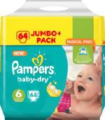Windeln Baby-Dry, Größe 6 Extra Large, ab 15+ kg, Jumbo+ Pack