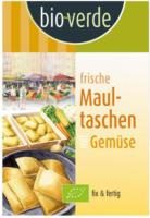 """Frische Maultaschen """"mit Gemüsefüllung"""""""