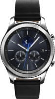 Gear S3 classic Smartwatch silber