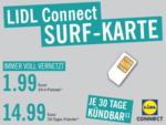 Lidl Connect Starterpaket Surf-Karte