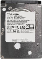 500 GB Toshiba MQ Serie Notebook Festplatte, 5400RPM, 8MB Cache, UltraSlim