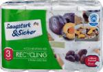 Recycling Küchentücher, 8x102 Halb-Blatt (8x51 Blatt)