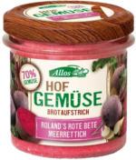 Allos Hofgemüse Roland`s Rote Beete-Meerrettich