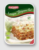 "Lasagne ""Bolognese Art"""