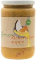 "Suppe ""Kichererbsen-Curry"""