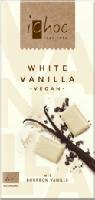White Vanilla Rice Choc
