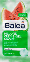 Creme-Gel Maske Melone