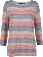 Damen Pullover in Strickoptik