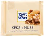 Ritter SPORT Schokolade Keks + Nuss