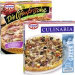 Dr. Oetker Ofenfrische Pizza Speciale 415 g oder Culinaria Greek Style 355 g, gefroren und weitere Sorten, jede Packung