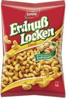 Lorenz Erdnuss Locken versch. Sorten, jeder 250/225-g-Beutel