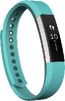 Fitnesstracker - Fitbit ALTA, Fitness Armband, 170-205 mm, Türkis