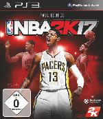 PS3 Spiele - NBA 2K17 [PlayStation 3]