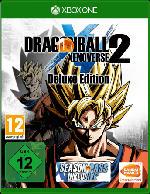 Xbox One Spiele - Dragonball Xenoverse 2 - Deluxe Edition [Xbox One]