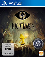 PS4 Spiele - Little Nightmares [PlayStation 4]