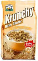 Barnhouse Krunchy Hafer Cluster 600g Packung