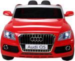 Audi Q5 SUV Elektroauto rot