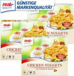 Chicken Nuggets mit Dip, gefroren, 500-g-Packung, ab 3 Packungen je