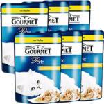 Gourmet Perle oder a la Carte Katzen-Nassnahrung versch. Sorten, 85-g-Frischebeutel, ab 6 Beuteln je