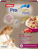Profutura mama Müsli für Stillende, Rote Früchte, 5x50g
