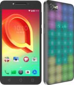 "ALCATEL A5 LED 5085D Schwarz 16 GB LTE 13,2 cm (5,2 "") 8 MP Android 6.0 NEU OVP"