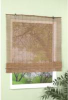 Bambus-Raffrollo, ca. 120 x 160 cm, natur