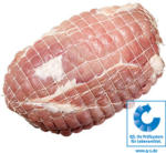 Frischer Rollbraten, aus der Schweineschulter, je 1 kg