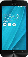 Smartphones - Asus Zenfone 2 Laser 16 GB Aqua Blau Dual SIM