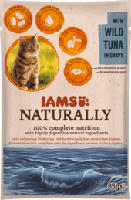 Nassfutter für Katzen, Adult, Naturally, Thunfisch in Sauce