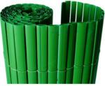 Sichtschutzmatte PVC 90x300 cm, grün