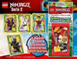 Top Media / Durchgeknallt - LEGO® Ninjago - Serie II - 5er Blister TC - Inhalt: 26 Karten