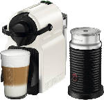 Kapselmaschinen - Krups XN1011 Nespresso Inissia Kapselmaschine Weiß