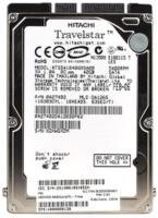 40GB Hitachi 2.5 Zoll 5400RPM SATA Festplatte | Gebrauchte B-Ware