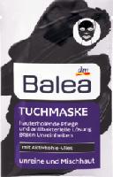 Tuch-Maske mit Aktivkohle-Vlies