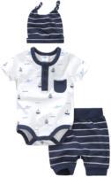 Newborn-Body, Hose und Mütze