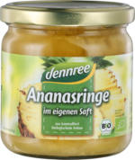 "Obst im Glas ""Ananas-Ringe"""