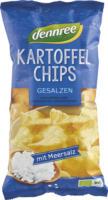 """Kartoffelchips """"Meersalz"""""""