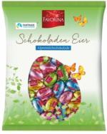 Favorina Schokoladen Eier Alpenmilchschokolade