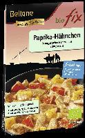 """Gewürzmischung """"biofix"""" """"Paprika Hähnchen"""""""