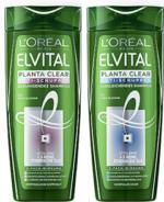 Elvital Planta Clear Shampoo versch. Sorten, jede 250-ml-Flasche