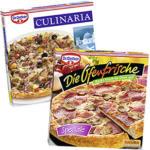 Dr. Oetker Ofenfrische Pizza Speciale 415 g oder Culinaria Greek Style * * * 355 g, gefroren, jede Packung und weitere Sorten
